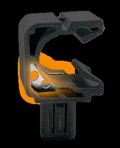 NIfco Patent Design Plastic Conductive Clamp